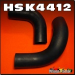 HSK4412 Radiator Hose Kit International IH AL110 AL112 AL130 AL131 AL160 AL162  AR110 AR130 AR160 AR162 AS110 AS130 AS148 AS160 AS162 Truck and L110 L130 L160 L162 all with IH 6Cyl Petrol Engine