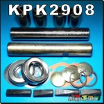 KPK2908 King Pin Kit Dodge AT4 D5N Truck 600 700 w Straight Pin