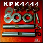 KPK4444 King Pin Kit International IH AA AB C Line Truck 7/8in pin 110 120 & 130 w IH FA10 front axle