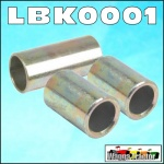 LBK0001 Linkage Conversion Bush Kit to use Cat-0 Implements on a Cat-1 Tractor