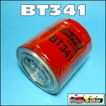 BT341 Oil Filter International IH C113 C123 C135 4Cyl Petrol Engine, all with spin-on oil filter