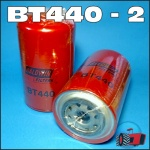 "BT440 2x Oil Filter Allis Chalmers 7040, 7045, 8030, 8050, 8070, 4W220 Tractor and Gleaner L2 N7 Header all with AC D3500, 670T, 670I, 670HI Engine when using 7.4"" long filters"