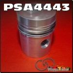 PSA4443 Piston with 4 Rings International AWD6 Super-AWD6 AWD7 Super-AWD7 A554 564 Tractor IH AD264 Diesel Engine