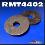 RMT4402 2x Radiator Mount Rubbers International IH A554 Tractor with AC264 AD264 Engine