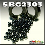SBG2303 Steering Box Worm Bearing Kit Countryman 6 Tractor and Chamberlain Champion 9G Tractor, Mk2 Industrial Loader with Type C Mechanism