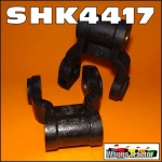 SHK4417 2x Front Spring Shackles International IH AACO ACCO A B Truck 1600-3070