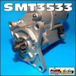 SMT3533 Starter Motor Ford 2000, 2600, 2610, 3000, 3600, 3610, 3910, 4000, 4100, 4110, 4600, 4610, 5000, 5600, 5610, 6600 Tractor, and Ford BSD323 BSD329 BSD332 BSD333 BSD442 BSD444 4D240 4D254 4D255 2701E 2706E 2711E 2712E Diesel Engine - Reduction Drive