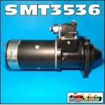 SMT3536 New Starter Motor Fordson New-Major Power-Major Super-Major Tractor with Ford 592E 4-Cyl Diesel Engine