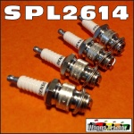 SPL2614 4x Spark Plugs David Brown 25C 30C Tractor with DB AK4-3 Engine