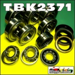 TBK2371 Front Transmission Bearing and Seal Kit Chamberlain Champion 236, 306, C670 Tractor, Countryman 354, C6100 Tractor, and Mk3, Mk4 Industrial Loader with Collarshift Transfer Box
