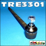 TRE3301 Outer Tie Rod End Fiat 411R 415 450 480 500 540 550 600 640 Tie Rod End - Slotted