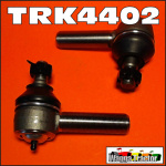 TRK4402 Tie Rod End Kit International IH Super AW6 AWD6, AW7 AWD7, A554, 564 Tractor & IH A8-5 711 725 Header