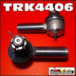 TRK4406 Tie Rod End Kit International IH AL AR AS AA AB C-Line D-Line, & Butterbox ACCO, ACCO-A ACCO-B Truck, models 1640 thru 1840 with FA60 FA65 FA68 FA98 Front Axle