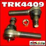 TRK4409 Tie Rod End Kit International IH Butterbox ACCO, ACCO-A ACCO-B ACCO-C Truck, models 1810 thru 3070 with FA215 Front Axle