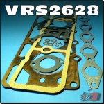 VRS2628 VRS Gasket Set David Brown 850 880 950 Implematic Tractor all with AD4/36 AD4/40 4-Cyl Diesel Engine