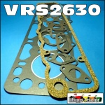 VRS2630 VRS Gasket Set David Brown 990 Implematic Tractor with AD4/47 447 4-Cyl Diesel Engine