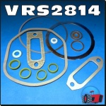 VRS2814 VRS Head Gasket Set Deutz Tractor w 912 or 913 Series 3,4,5,6 Cyl Engine F2L912 F3L912 F4L912 F5L912 F6L912 F3L913 F4L913 F6L913