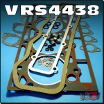 VRS4438 VRS Head Gasket Set International IH 574, 584, 585, 624, 674, 684, 685, 784, 785, 844S, 884, 885 Tractor, and Case-IH 585, 595, 685, 695, 785, 795, 885, 895, 3230, 3220, 4220, 4230 Tractor, all with IH Neuss D206, D239, D246, D268 4-Cyl Diesel Eng
