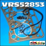 VRS52853 VRS Head Gasket Set Kubota L2202 L2402 Tractor with D1401 D1402 3-Cyl Diesel Engine