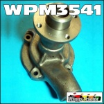 WPM3541 Water Pump Ford 2701E 2703E 2704E 2711E 2712E 2714E 2715E 4D240 4D254 6D330 6D360 6D365 6D380 Diesel Industrial Engine w Inlet at 5 O-clock