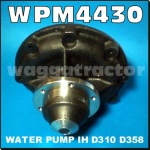 WPM4430 Water Pump International 766 866 Tractor and ACCO-A, B, C Truck with IH D358 6Cyl Diesel Engine