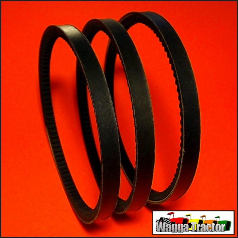 Wagga Tractor parts - VBL2362 Hydraulic Pump Drive Belt Set