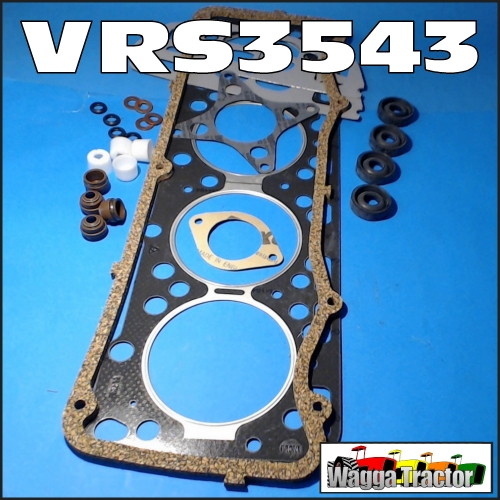 """FORD  2722E 4 CYLINDER  /""""Dover 90/"""" ENGINE  EXHAUST MANIFOLD ELBOW /& GASKETS"""